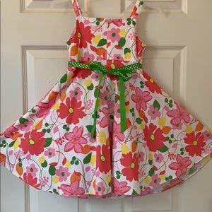 Dresses - Plum Pudding fit and flare Floral dress
